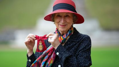 Margaret Atwood opgenomen in Britse ridderorde