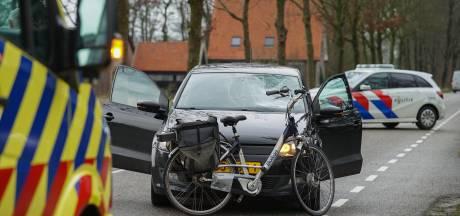 Jonge vrouw gewond bij aanrijding tussen Olst en Diepenveen