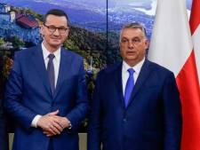 La Hongrie et la Pologne bloquent l'adoption du budget européen