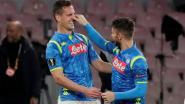 """Sterke Mertens helpt Napoli met geniale assist voorbij Club-killer Salzburg: """"Maar het begint te knagen dat ik in 2019 nog niet scoorde"""""""