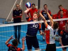 Avior en Set Up IJsselmuiden naar eerste divisie, vier nieuwelingen in tweede divisie volleybal