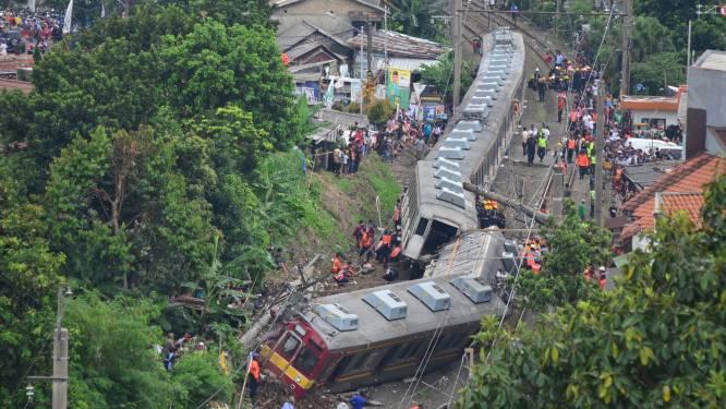 Minstens 34 doden nadat trein ontspoort in Congo