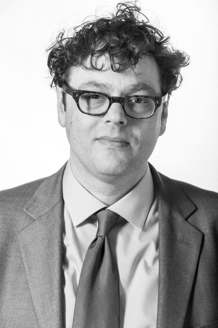 Bart Vink, gemeenteraadslid D66 Beeld Rink Hof