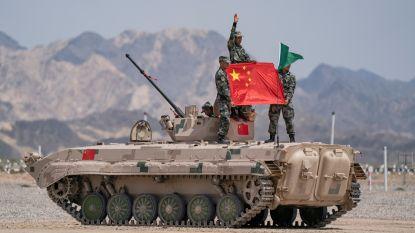 China steekt Rusland voorbij en is nu tweede grootste wapenproducent ter wereld