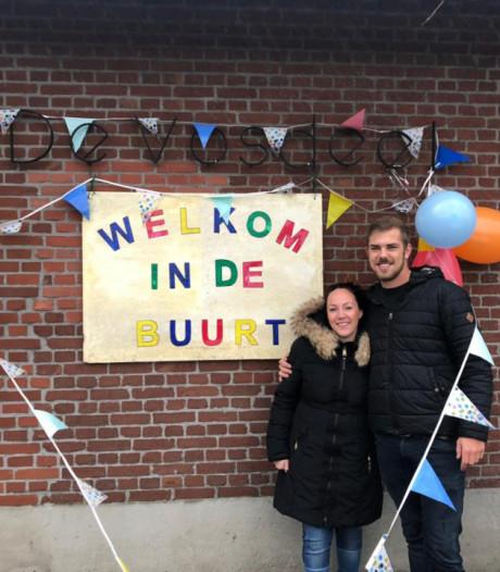 Maarten trekt in bij champignonkweekster Michelle uit Boekel: 'Elke avond samen op de hoekbank'
