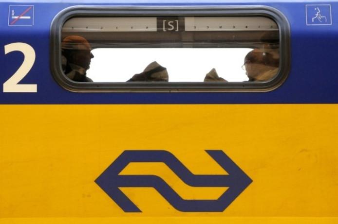 Een trein ter illustratie.