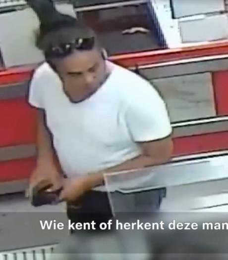 Politie geeft beelden vrij van portemonneedief in Lochem
