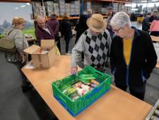 Voedselbank merkt weinig van welvaart: steeds meer klanten, óók in Eindhoven