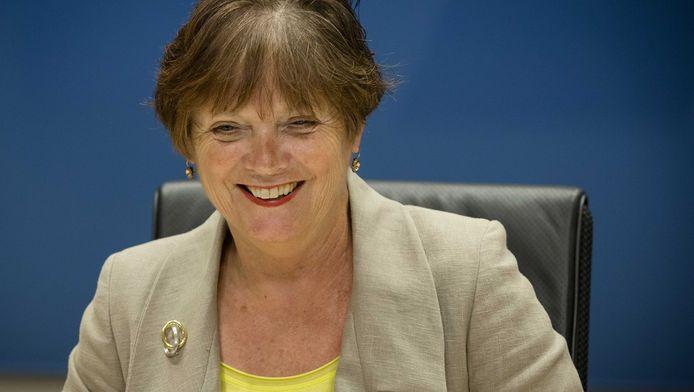 Ella Vogelaar, oud-minister van Wonen, Wijken en Integratie.