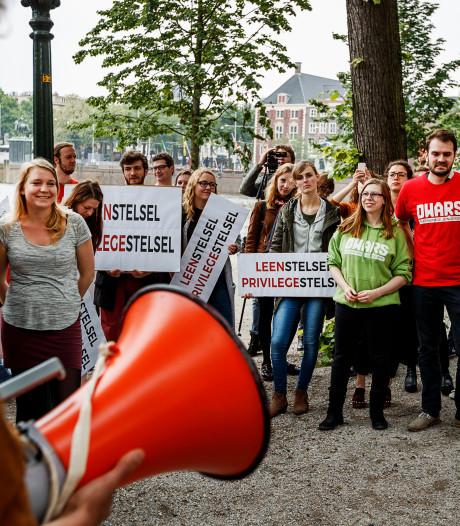 'Hogere rente studieschuld is in strijd met wet'