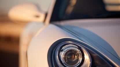 Meer dan 40 km/u te snel met gehuurde Porsche