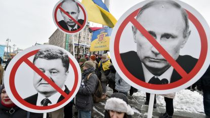 Russen boos op stemverbod in Oekraïne, Frankrijk erkent verkiezing op Krim niet