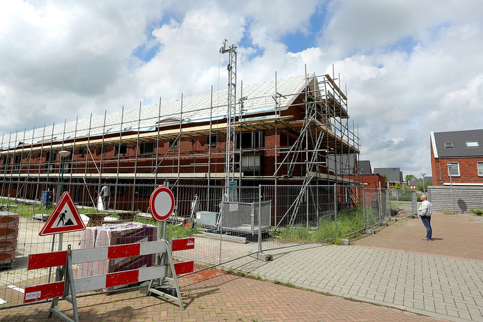 NIeuwbouw in Veenendaal-Oost.