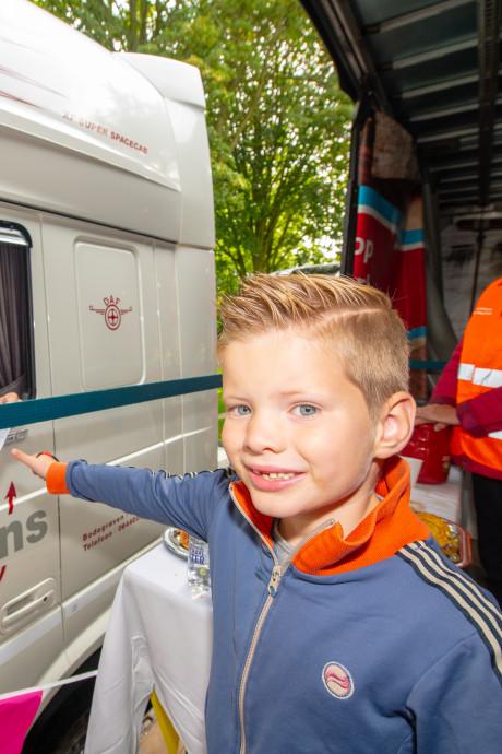 Alleen maar 'blije bekkies' tijdens Truckersdag Ipse de Bruggen