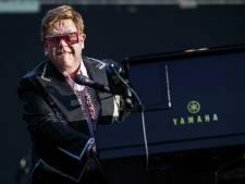 Zieke Elton John zegt weer concerten af in Nieuw-Zeeland