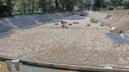 Bezinkingsbekken uitgebreid om rioolwater uit Warmbeek te houden