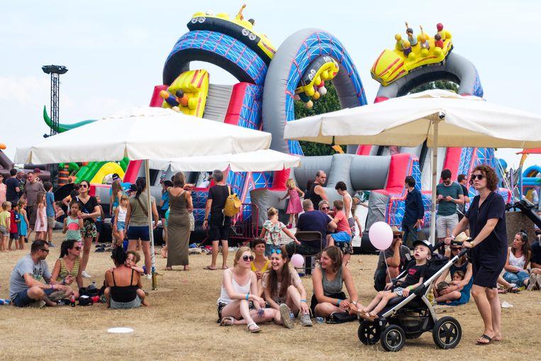 Het Linkerwoofer muziekfestival