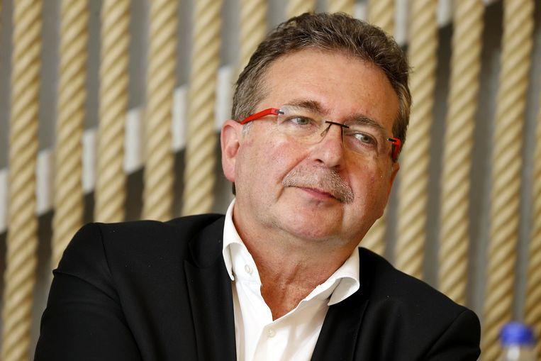 Brussels minister-president Rudi Vervoort.