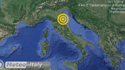 Aardbeving schrikt regio rond Italiaans vakantieoord Rimini op