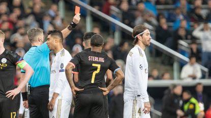 Ramos hijst zich met nieuwe uitsluiting naast Zlatan, maar stugge Colombiaan is de kaartenpakker bij uitstek