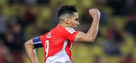 AS Monaco houdt PSG in zicht na thuiszege op Caen