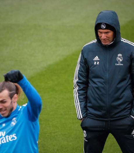 """""""Gareth Bale a refusé de jouer"""": Zidane contre-attaque, la Chine à l'affût"""