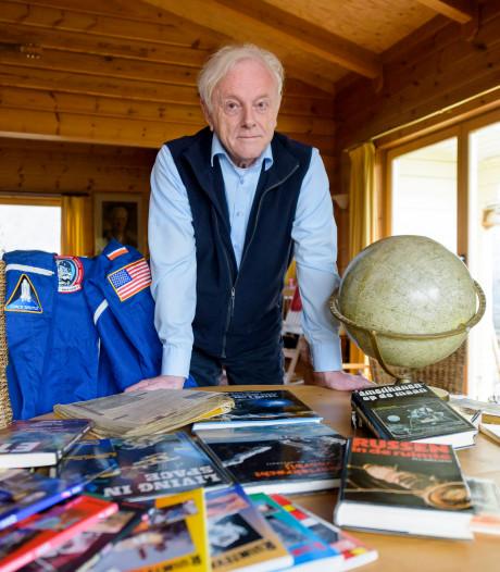 Ruimtevaartdeskundige Piet Smolders weigerde om voor Nederland te spioneren