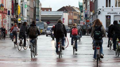 Krijgen Gentse fietsers binnenkort sneller groen licht bij regenval?
