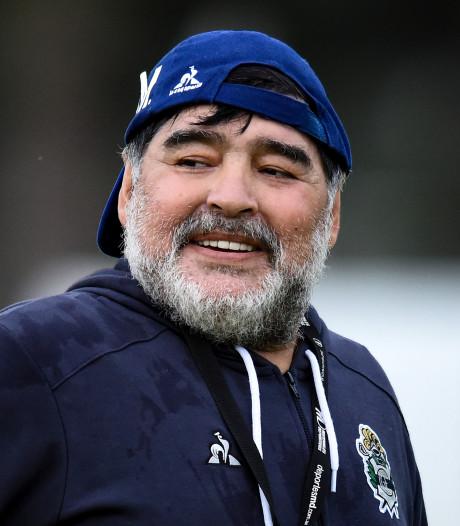 Voetbalvedette Maradona mogelijk nog een zoon en dochter rijker