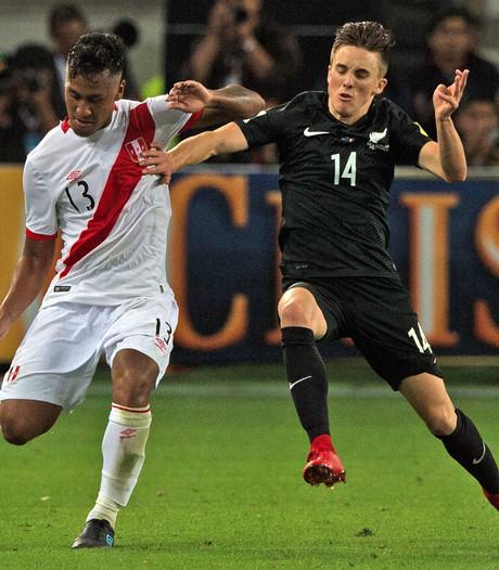 PEC Zwolle-speler Ryan Thomas loopt WK mis met Nieuw-Zeeland