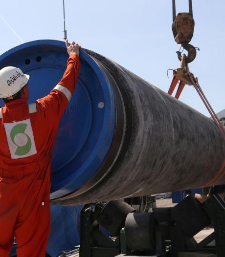Bouw Duits-Russische gasleiding volgende maand hervat ondanks sanctiedreiging VS