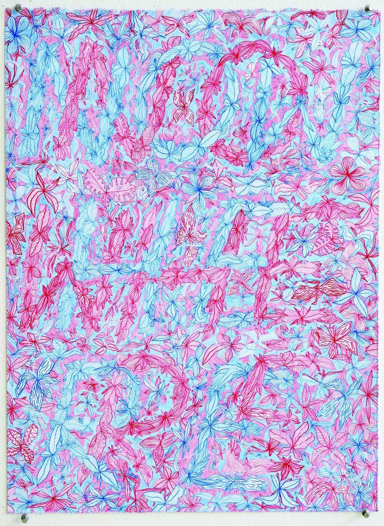 Koen Taselaar: No where - now here, 2014. Dit kunstwerk is als ansichtkaart (in diverse formaten) te bestellen of aan anderen door te sturen. Info: kunstkaartjekopen.nl/ volkskrant-beeldende-kunstprijs. Beeld -