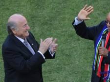 Voormalig FIFA-baas Blatter: Tijd voor Afrika, WK 2026 in Marokko