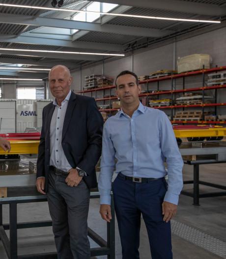 Wilvo in Bergeijk verzorgt 'couveuses' voor chipmachines van ASML