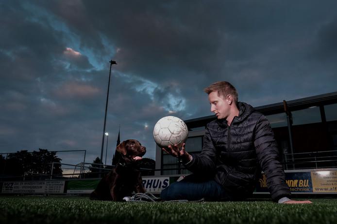 Lars Krabbenborg blijft trainer bij VVG'25