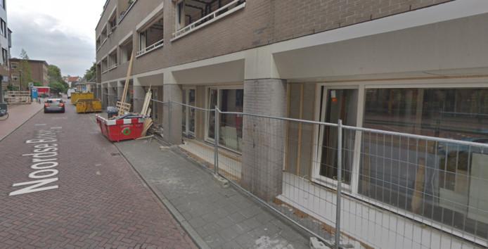 Onder andere de klachten over de kwaliteit van de appartementen aan het Noordse Bosje, hier nog in aanbouw, was voor de SP reden om het meldpunt te starten