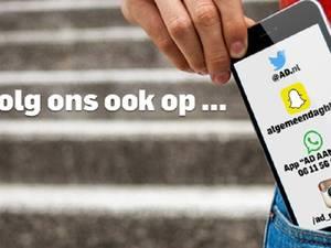 Volg het AD op social media