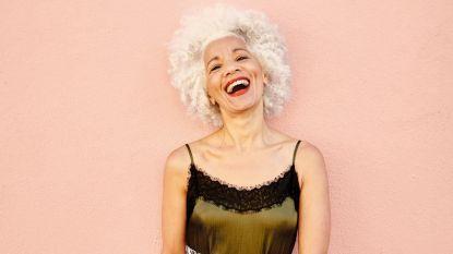 """Deze 58-jarige vrouw verovert de modewereld: """"Meestal speelt mijn leeftijd zelfs geen grote rol"""""""