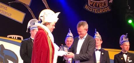 Rien Wijdeven gekozen tot 'Wever van het jaar'