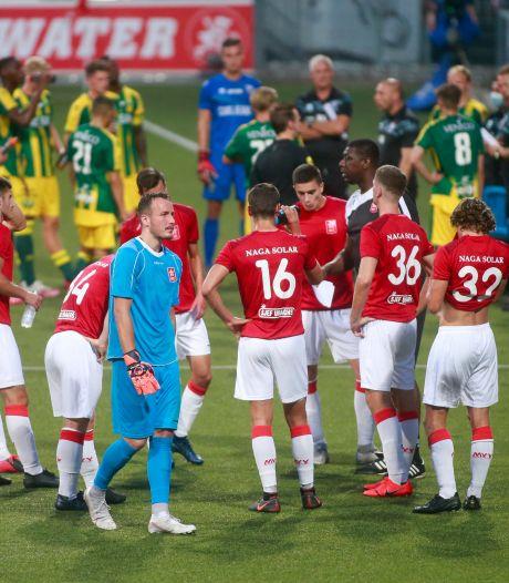ADO en MVV scoren niet bij eerste wedstrijd van Eredivisie Comeback