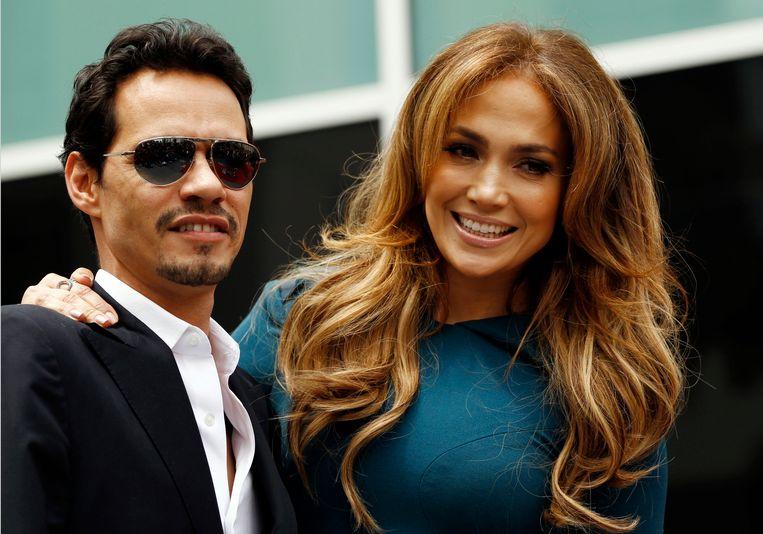 Jennifer Lopez en Marc Anthony blijven goed met elkaar bevriend, ondanks hun scheiding.