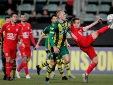 FC Twente komt niet verder dan gelijkspel bij ADO