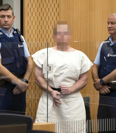 Wat bedoelde de moskeeschutter met zijn opvallende handgebaar in de rechtszaal?