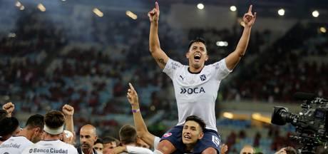 Independiente verslaat Flamengo in finale Copa Sudamericana