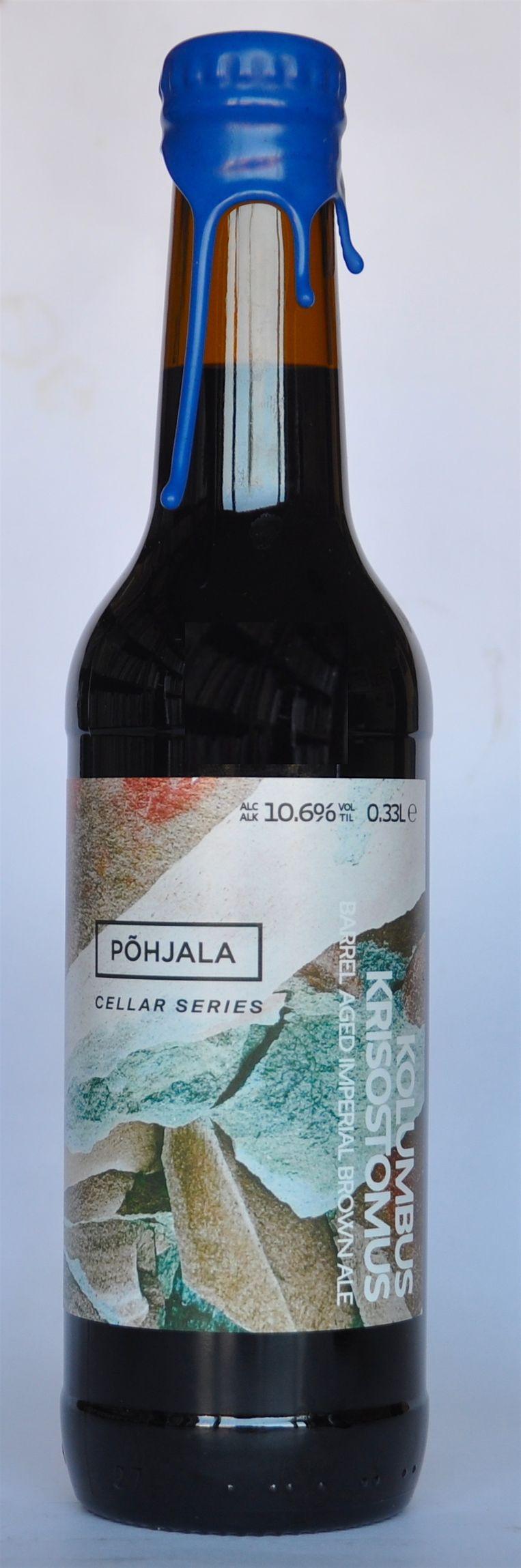 De Põhjala is een heerlijke Estlandse imperial brown ale waar madeira- én bourbonvaten ingezet werden. Beeld