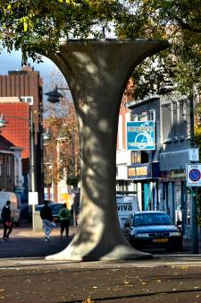 BuitenBeelden: Een Helmondse vaas met/zonder Rotterdamse bloemen