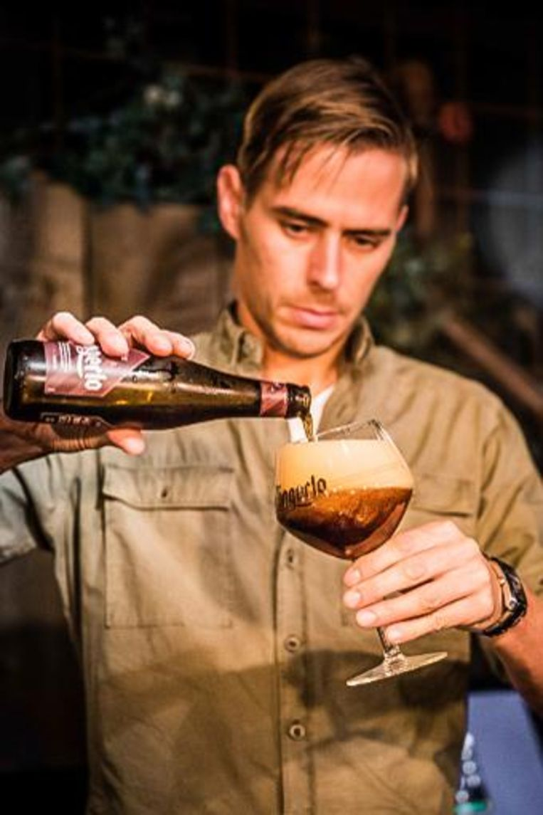 Tongerlo NOX, het bruine abdijbier van Brouwerij Haacht, werd tot beste 'Ale' verkozen.
