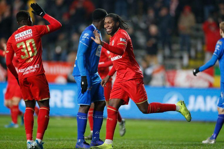 Mbokani scoorde alweer twee keer.
