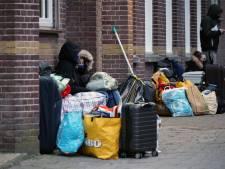 Moet je opeens je huis uit: 'Sluiting migrantenhotel heeft forse impact'