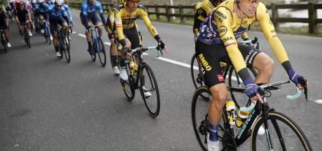 Primoz Roglic s'offre la 1re étape et le maillot rouge, plusieurs favoris en difficulté